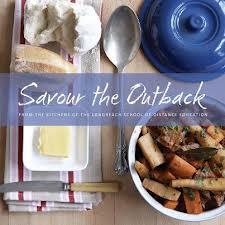 Savour the Outback recipe book