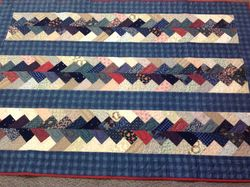 SW 16 first quilt