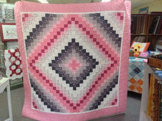 Breast Cancer Quilt