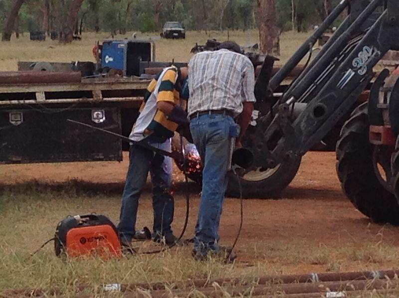 Jackson welding